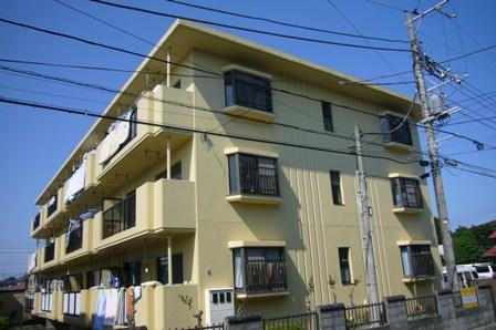 六会日大前 賃貸マンション3LDK募集!1階角部屋・子育てご家族にオススメ。
