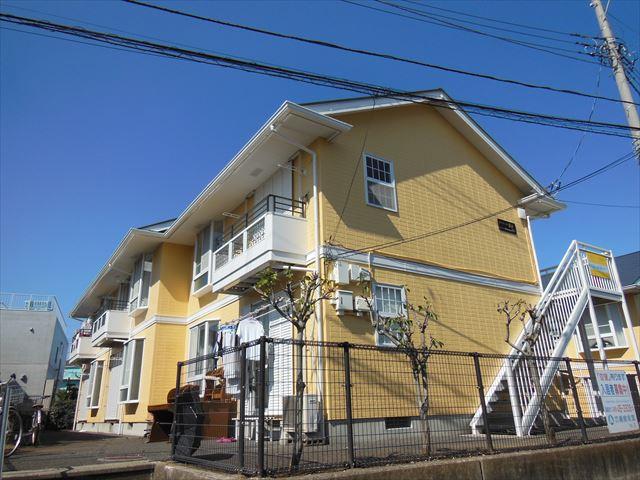 円行賃貸3DKアパート【六会小学校近】募集開始しました!