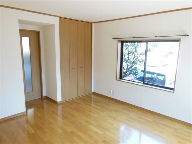 湘南台賃貸広いワンルーム募集開始!1階角部屋・室内大変キレイです!