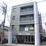 【駅近ワンルーム】フォンティーヌ湘南201|湘南台2丁目賃貸1Kマンション